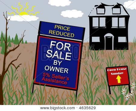 Poor Economy - Homes For Sale