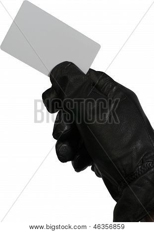 Thief With A White Credit Card