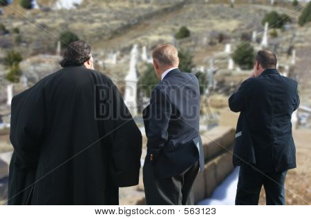Mourners
