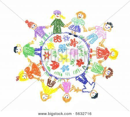 Children Unity