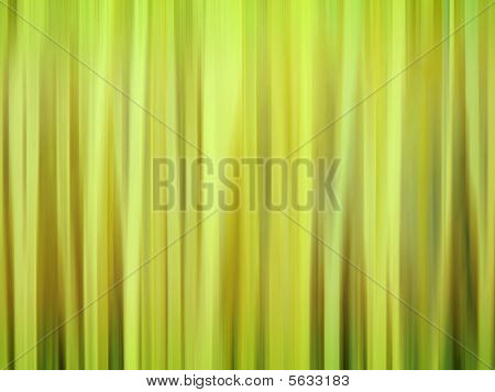 Grassy green and white stripes