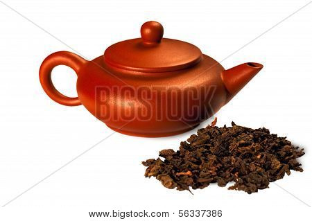 oolong tea Dongding