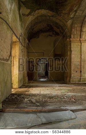 Abandoned Hall