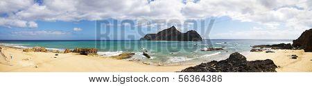 Ponta Da Calheta Beach