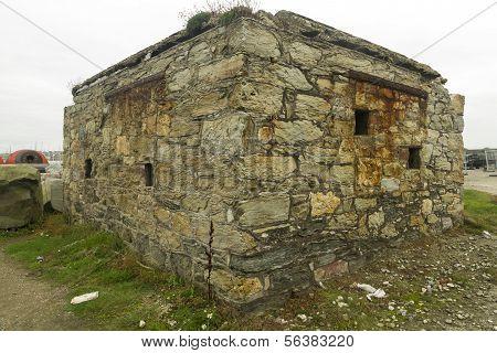 Pillbox, Holyhead Breakwater