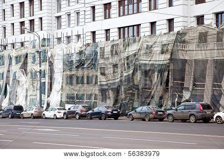 Facade Collapsed