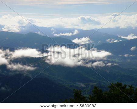 Mt Pisgah Summit