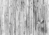 White weathered wooden wall background photo texture poster