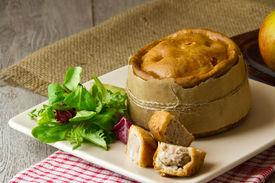Melton Mowbray Pork Pie