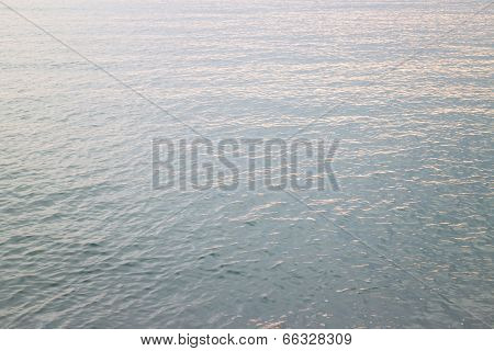 Deep Blue Sea Water Background