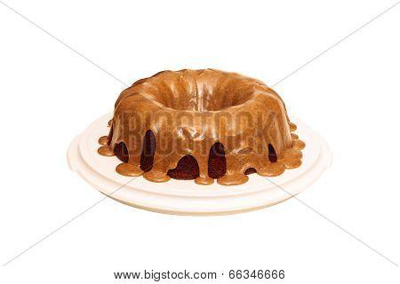 Applesauce Raisin Spice Cake