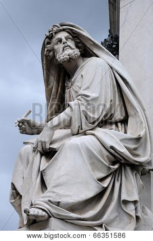 Statue Of Isaiah