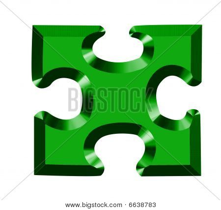 Green Puzzle