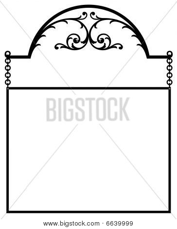 Marquee Sign Panel