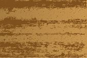 A background of a plank of wood with grain effect. poster