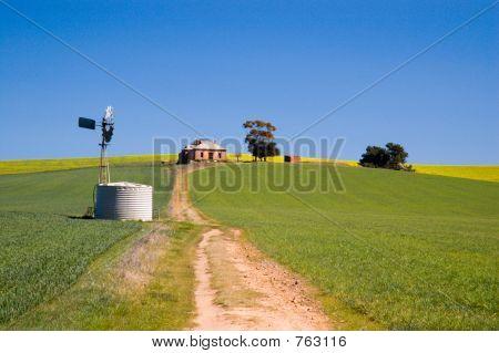 Barrier Highway Ruins