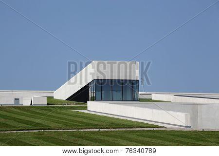 Moesgaard museum in Denmark