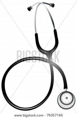 Stethoscope, Illustration