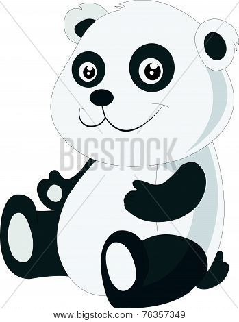Baby Panda, Illustration