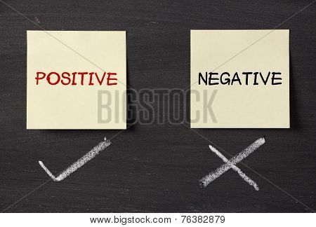 Positive But Not Negative