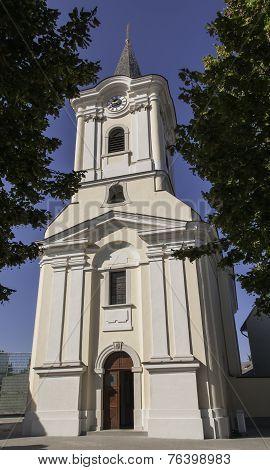 Podersdorf Church