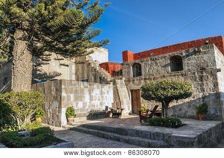 Santa Catalina Monastery Bell
