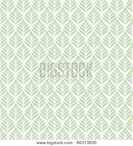 CLASSIC LEAVES PATTERN / BACKGROUND DESIGN. Modern stylish texture. Repeating and editable vector illustration file. Can be used for prints, textiles, website blogs etc.
