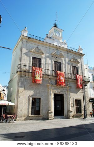 Town library, Sanlucar de Barrameda.
