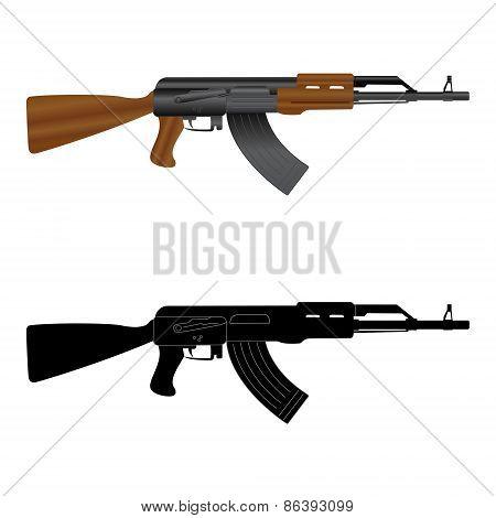 Assault Rifle Ak 47
