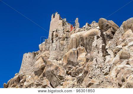 Shey Palace In Ladakh, India