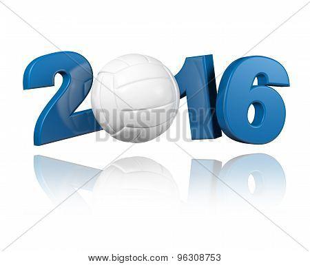Volleyball 2016 Design