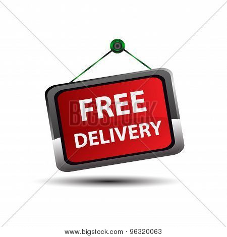 Free delivery. Free delivery. Free delivery, Free shipping, 24 hour and fast delivery icons