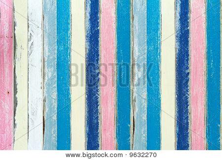 Pastel Painting Wood Background