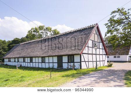 Esrum Kloster Cottage House In Denmark