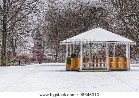 Winter Parklife