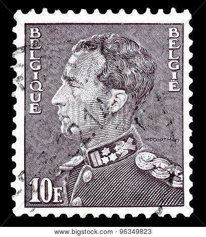 Belgium 1936