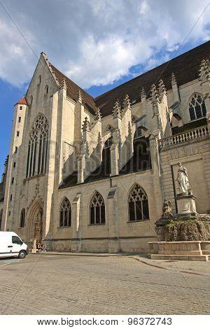 Dole Basilica