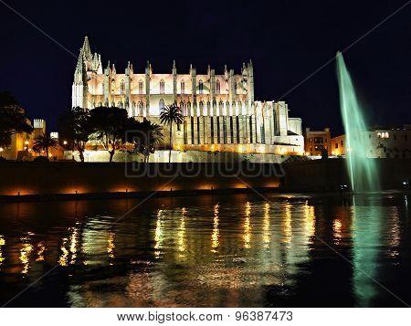 Cathedral Of La Seu Mallorca