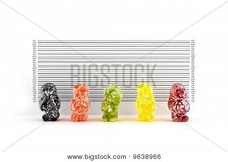 Jelly Baby Bandits