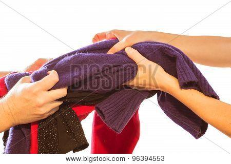 contend dress