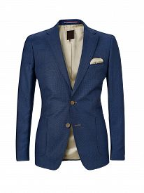 Mens Jacket Isolated On White With Clipping Path