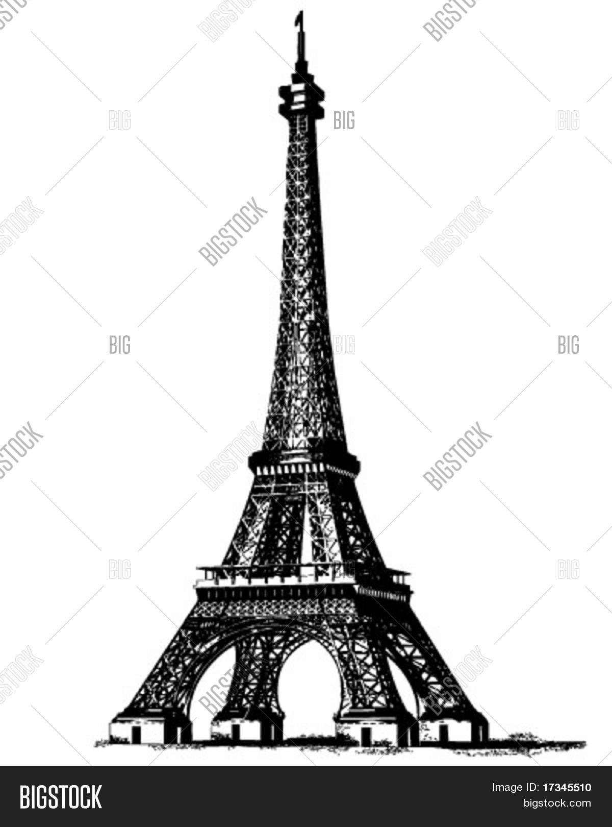 Eiffel tower 2 vector photo free trial bigstock eiffel tower 2 retro clip art thecheapjerseys Gallery