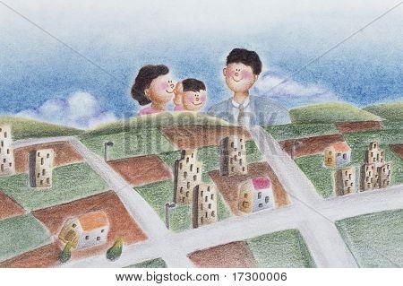 datos de la familias