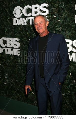 LOS ANGELES - OCT 10:  Tristan Rogers at the CBS Daytime #1 for 30 Years Exhibit Reception at the Paley Center For Media on October 10, 2016 in Beverly Hills, CA