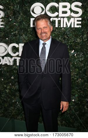 LOS ANGELES - OCT 10:  Robert Newman at the CBS Daytime #1 for 30 Years Exhibit Reception at the Paley Center For Media on October 10, 2016 in Beverly Hills, CA