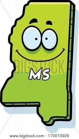 Cartoon Mississippi