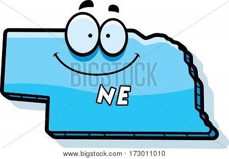 Cartoon Nebraska