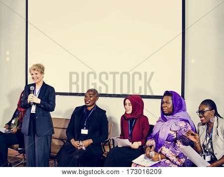 Speaker Presentation International Conference Partnership