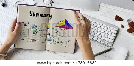 Summary strategy system diagram sketch