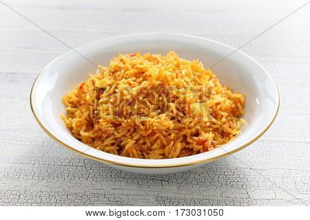 jollof rice, west african cuisine